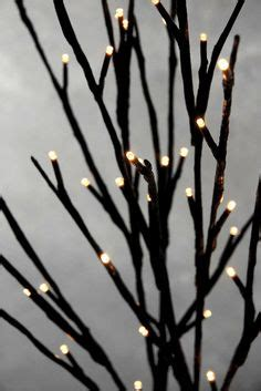 lighted tree branches home decor lighted branches on pinterest willow branches lighted