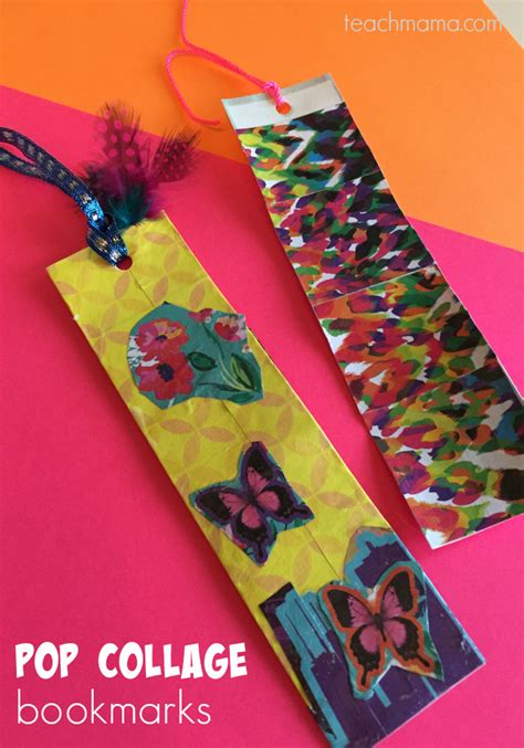 Cool Handmade Bookmarks - 5 cool handmade gifts that tweens to make teach