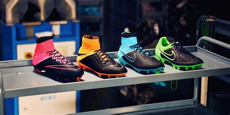 craft packs for nike launch new leather tech craft pack football boots