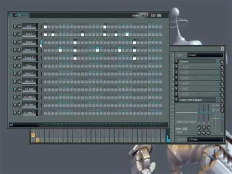 tutorial dubstep drum fl studio dubstep drums tutorial youtube