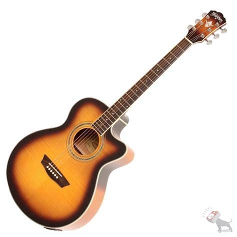 Gitar Akustik Washburn washburn ea15 atb festival series acoustic electric