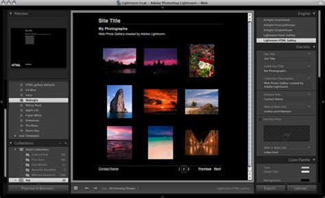 tutorial website gallery lightroom tutorial lesson 4 wired