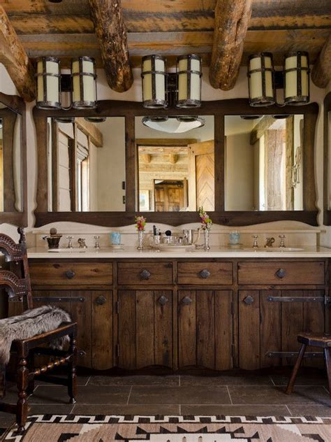 ranch house interior village style ranch house interior design ideas exciting bathroom wooden vanity tile