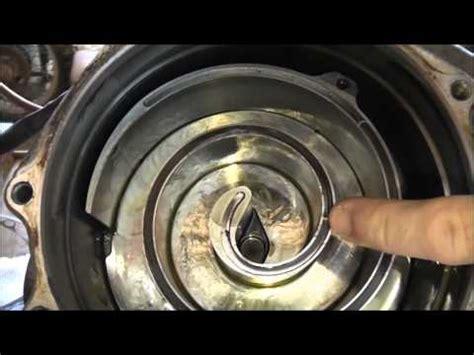 sanden scroll compressor teardown youtube