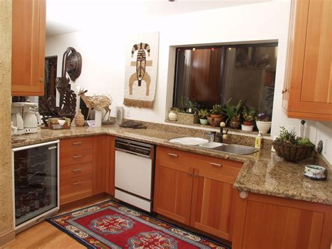 giallo veneziano granite kitchen contemporary kitchen