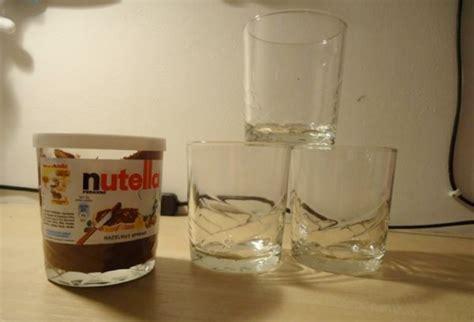 bicchieri della nutella bicchieri della nutella l eco di san gabriele