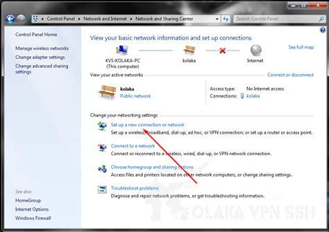 cara membuat vpn xp cara membuat dial up modem di windows 7 kolaka vpn ssh