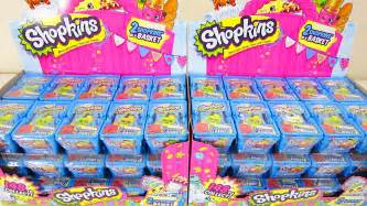 Blind Basket Shopkins Shopkins Huge Blind Baskets Surprise Bags Unwrapping