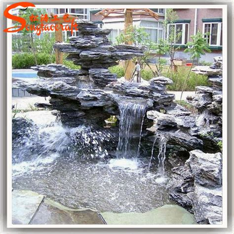 decorative water fountains garden water fountains