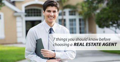 do you need a realestate agent to buy a house checklist to consider before choose a real estate agent