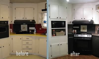 Can You Paint Kitchen Cabinets by Affordable Mobile Home Kitchen Remodel