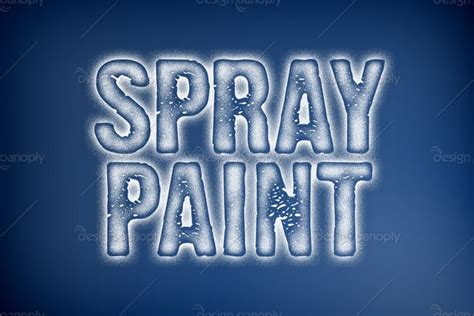 spray paint font in word spray paint photoshop style design panoply