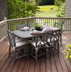 outdoor patio furniture dining sets best 15 outdoor dining furniture for your home ward log