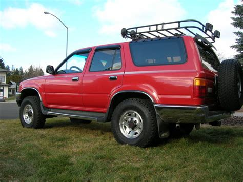 Painting 4runner Valance by Liberate 1990 Toyota 4runner Specs Photos Modification