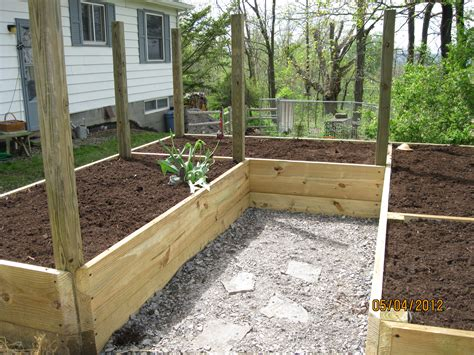 Raised Beds Vegetable Garden Gardening Alaskan Style Vegetable Garden Beds Raised