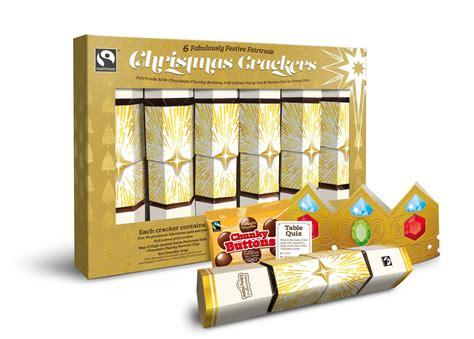 meaningful christmas crackers case of 6 163 9 99 each