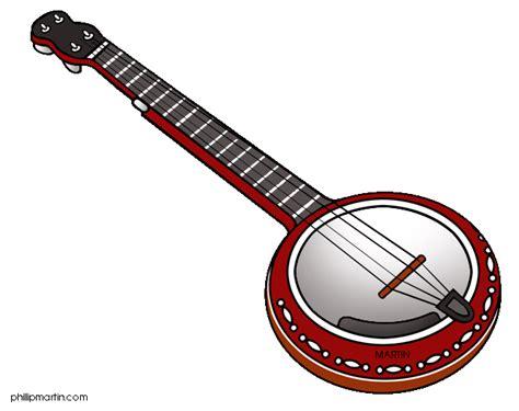 banjo clip banjo cliparts