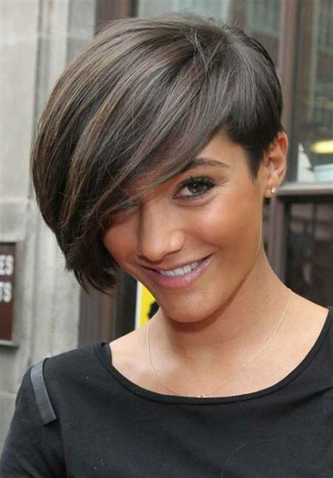 are side cut hairstyles still in fashion 2015 coupe courte femme 2015 selon l 226 ge 20 id 233 es par les stars