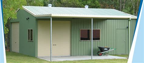 Kit Sheds Perth by Domestic Sheds Perth Outdoor World