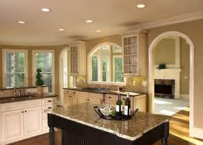 Kitchen Wall Paint Ideas Pictures Kitchen Wall Color With White Cabinets