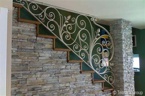 ringhiere scale interne ferro battuto tessaro ringhiere per scale interne