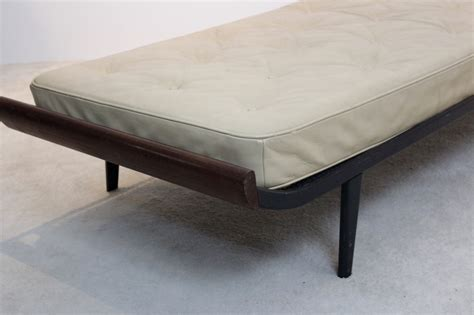 Daybed With Mattress Vintage Cleopatra Daybed With Leather Mattress By Cordemeijer For Auping For Sale At Pamono