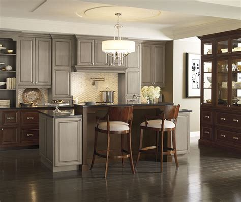 cherry kitchen cabinets kitchens with grey floors kitchen traditional kitchen with cherry cabinets masterbrand