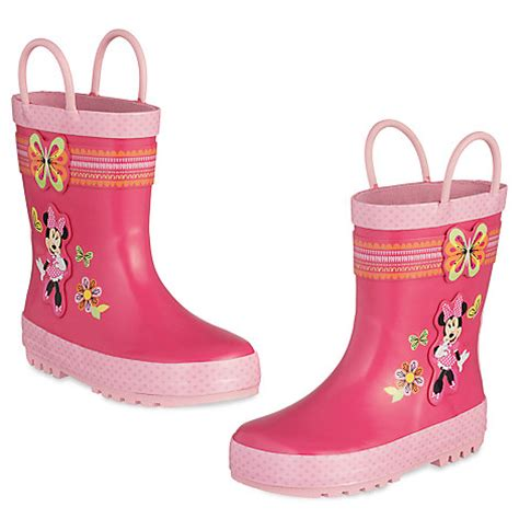 Boots Minnie Mouse By Kenmomshop minnie mouse clubhouse boots for