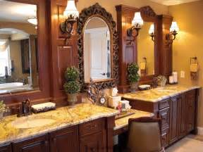 Bathroom Vanity With Makeup Station Tralongo Kent Master Bathroom Vanity Columbia Cabinetworks