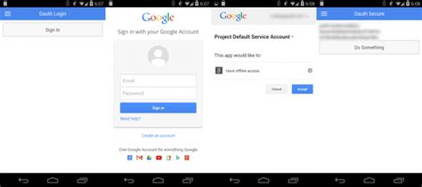 Ionic Oauth Tutorial   using an oauth 2 0 service with ionic framework