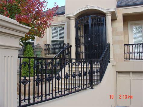 Sliding Door Window Treatments 5678 by Hindmarsh Cast Aluminium Fences Gates Traditional