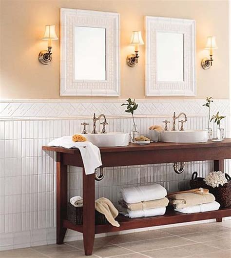 two mirrors in bathroom staging bathrooms how to get that spa look prep home