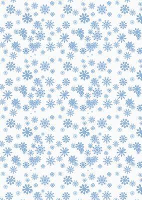 Backing Paper For Card - snowman snowflake backing paper cup481138 5