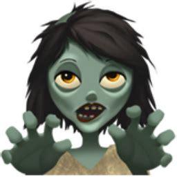 emoji zombie woman zombie emoji u 1f9df u 200d u 2640 u fe0f