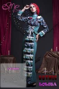 Celana Jogger Navy Bu davita lavender baju muslim gamis modern