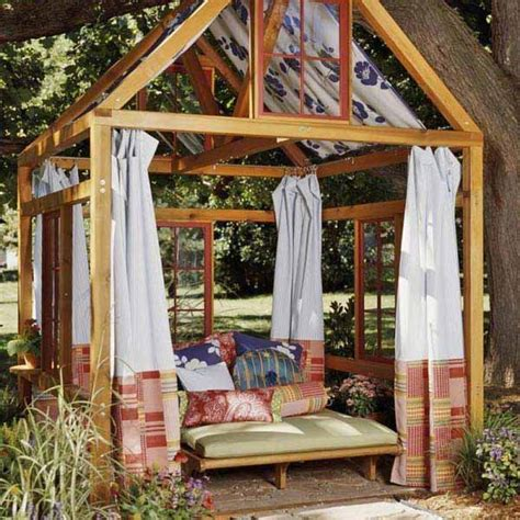 backyard space ideas 24 inspiring diy backyard pergola ideas to enhance the