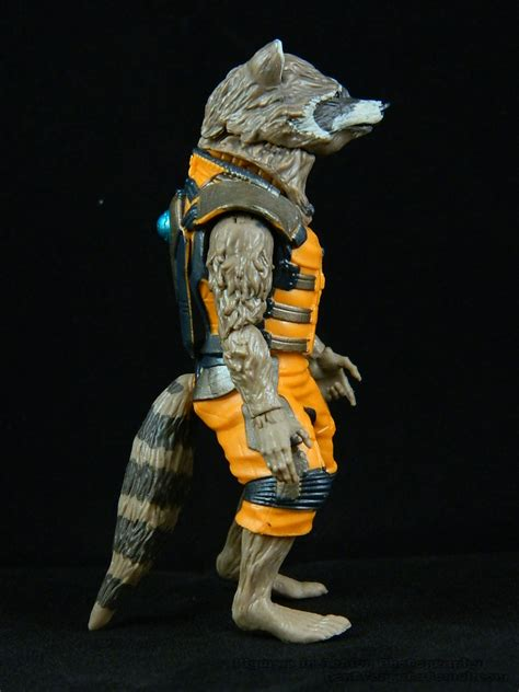 Marvel Legends Guardian Of The Galaxy Series Rocket Mini Groot guardians of the galaxy marvel legends infinite rocket raccoon review don t forget a towel