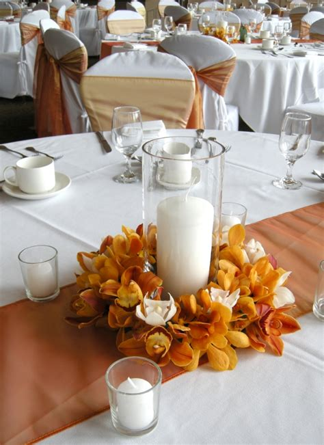 Candle Vase Centerpiece Ideas by Centerpiece Ideas Using Candles 4 Less Cylinder Vases And