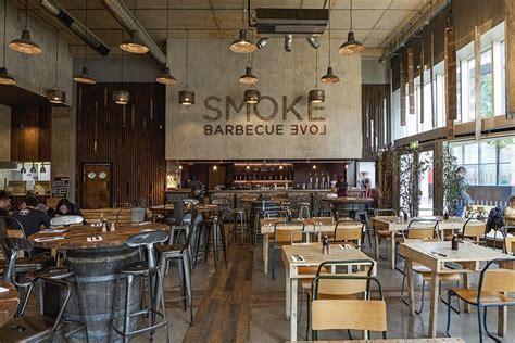 Smoke BBQ, Restaurant   Havwoods Wood Flooring