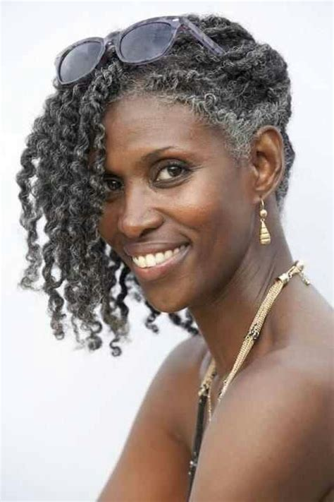 salt pepper african american natural hair images 17 best images about silver gray natural hair on pinterest