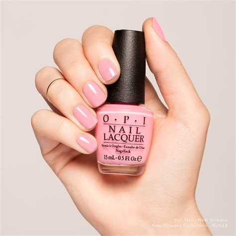 Opi Nail Colors by Suzi Nails New Orleans Nail Lacquer Opi