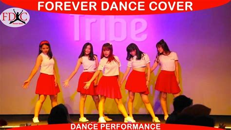 Tutorial Dance Cover Kpop | dance cover kpop cover dance indonesia forever dance