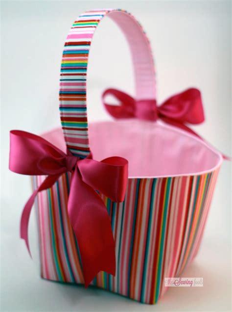 Handmade Easter Basket Ideas - 17 adorable handmade easter basket designs pinkous