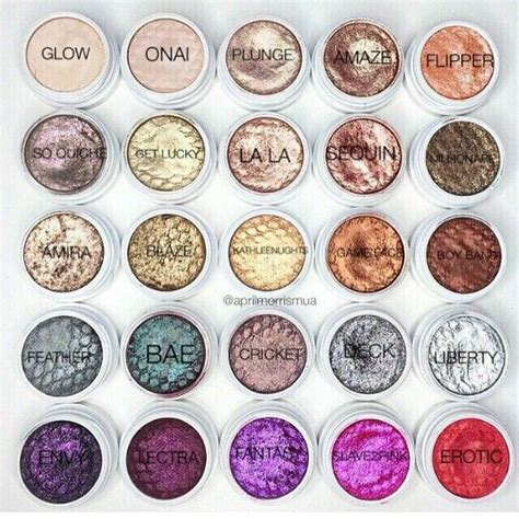 color pop makeup colourpop eyeshadow pigments makeup the