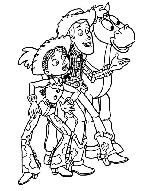 imagenes para colorear woody toy story 218 tiles dibujos para colorear toy story para chiquitines