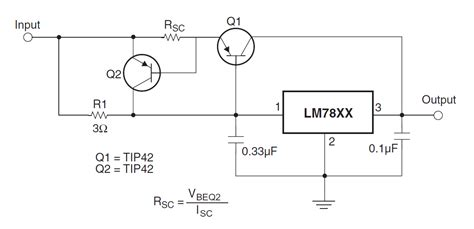 shorted high voltage rectifier diode voltage regulator what does pnp bjt with shorted c e do electrical engineering stack exchange