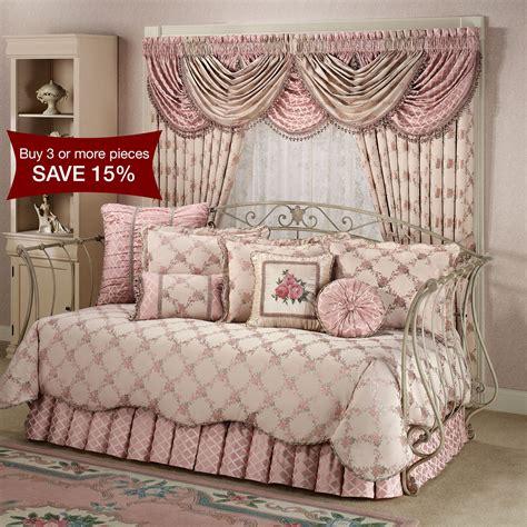 daybed comforter sets floral trellis daybed bedding