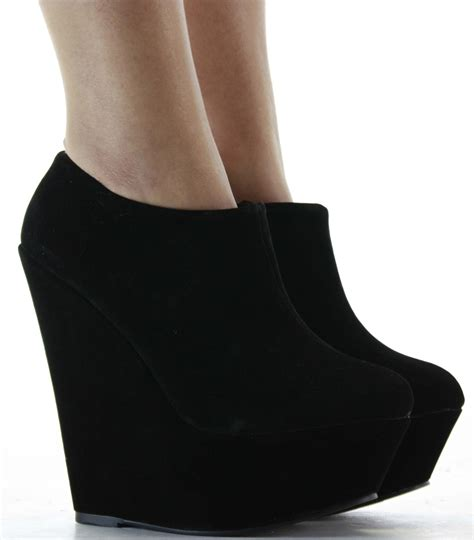 high heel boots wedges wedge types of high heels shoes