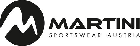 martini and logo martini sportswear sport niedermair bozen
