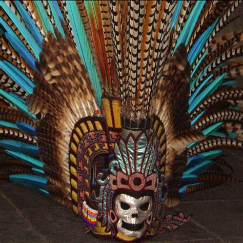 imagenes penachos mayas aztec headdress beautiful maya inca aztec